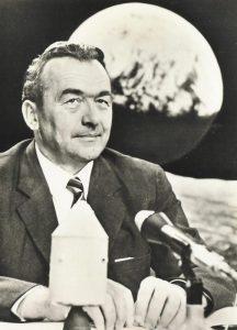 Company founder Dr. Herbert Pichler